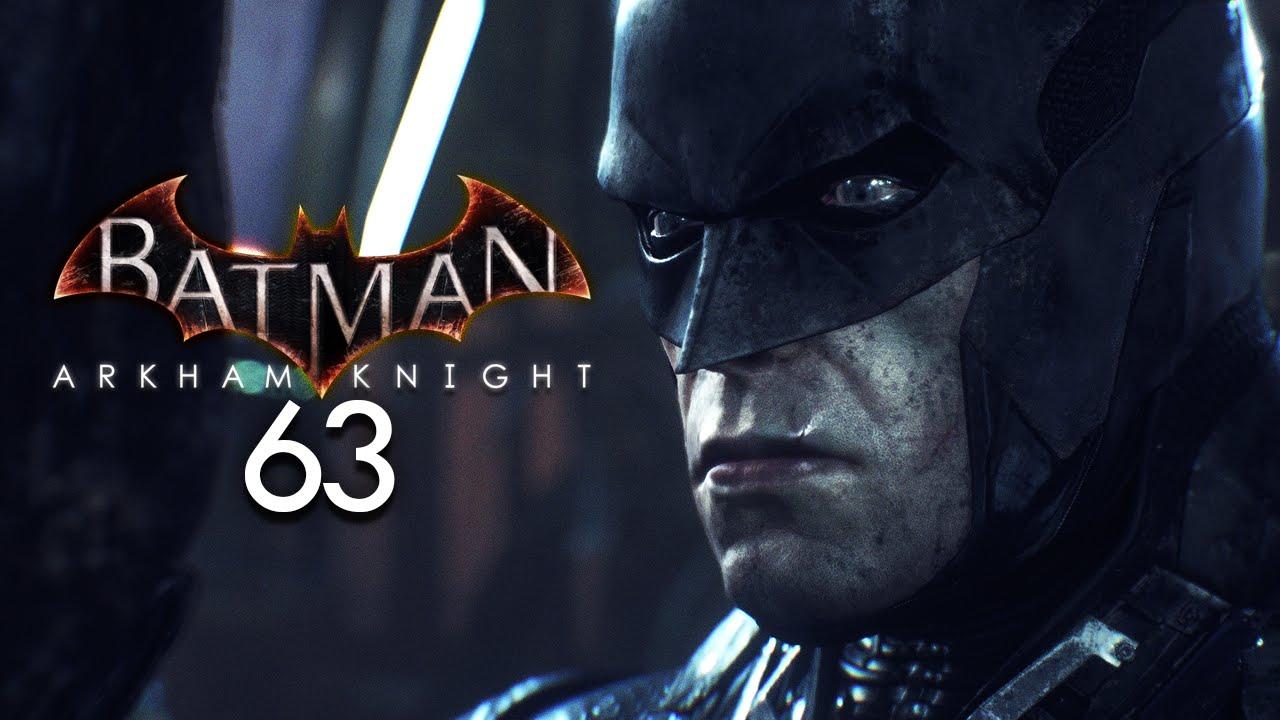 BATMAN: ARKHAM KNIGHT 063 - Das ENDE des Dunklen Ritters ...