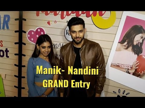 Parth Samthaan & Niti Taylor GRAND Entry | Kaisi Yeh Yaariyaan Season 3 Special Screening
