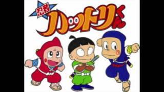 ninja hatori opening japanese.