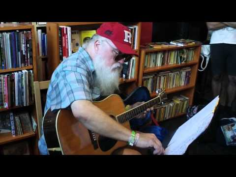 R. Stevie Moore @ wall of sound in seattle [in-store]