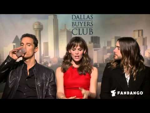 Dallas Buyers Club - The Fan Questions Interview