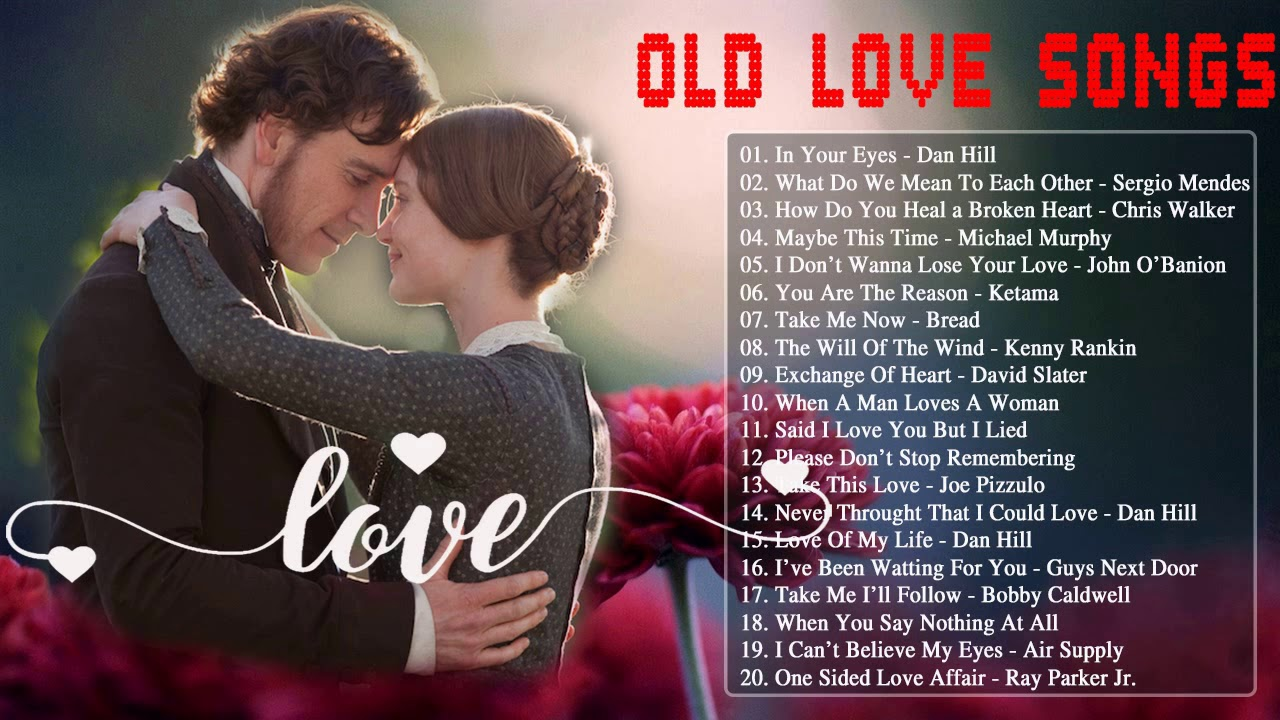 Beautiful love songs english