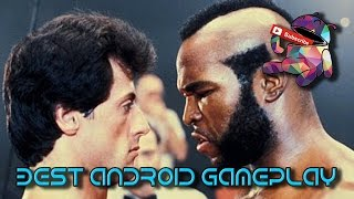 Rocky Balboa VS Clubber Lang Real Boxing 2 Android