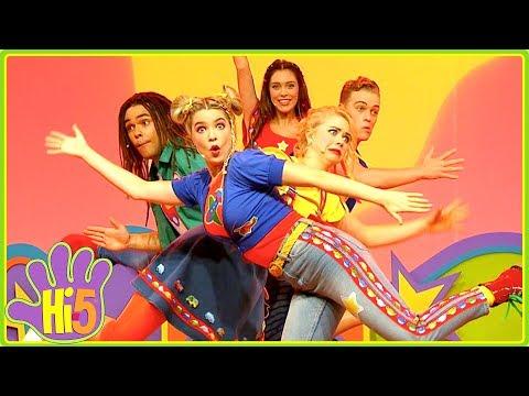 Stop And Go   Hi-5 - Season 17 Song of the Week   Kids Songs