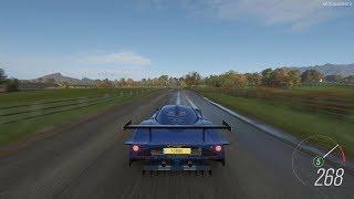 Forza Horizon 4 - 2008 Maserati MC12 Versione Corsa Gameplay [4K]