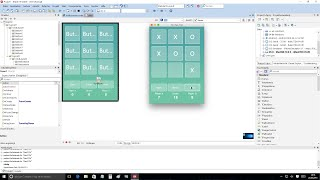 Tutorial: Tic Tac T๐e Game with FireMonkey (DX10, Delphi) on Win, OSX