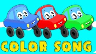 Farbe Lied | Kinderzimmer Reime | Vorschul Lied | Learn Colors | Songs For Babies | Color Song