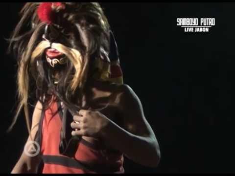 SAMBOYO PUTRO - SPI Super Pegon Indonesia - Live JABON #BUJANG GANONG #