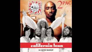 Download 2Pac vs. Omega - California Lena (DJ Astro MashUp) MP3 song and Music Video