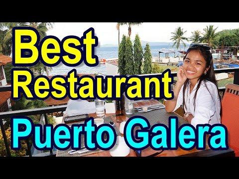 Best Restaurants Puerto Galera Philippines