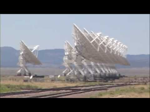 Radio Astronomy Observatory San Agustin New Mexico 7-4-2010