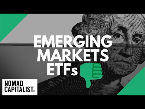 Why Emerging Markets ETFs are a Bad Idea