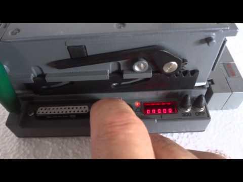 FS 5000 receiver demo - Cold War Spy Radio