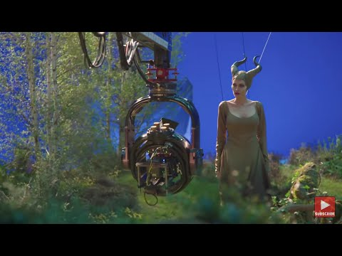 MALEFİCENT MISTRESS OF EVIL (2019) (Malefiz: Kötülüğün Gücü )filmi hd kamera arkası