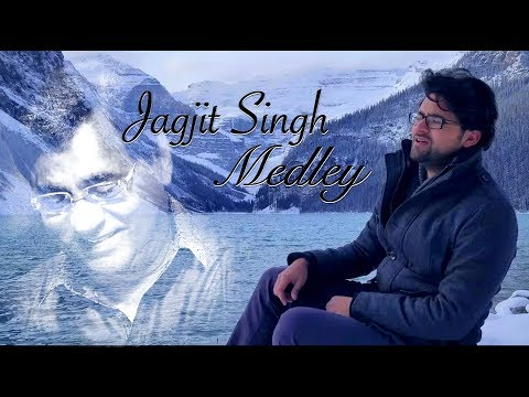 Jagjit Singh Medley - Nishant Sharma | Tribute to the Legend | Ghazal Mashup Cover Mp3