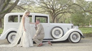 Sarah & Jon Wedding Film | Greenfield Plantation | Georgetown, SC