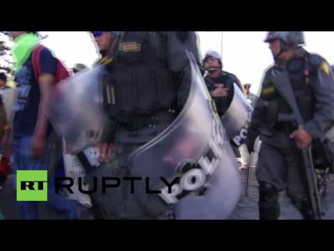Peru: Anti-mining strikes in Arequipa continue into second d