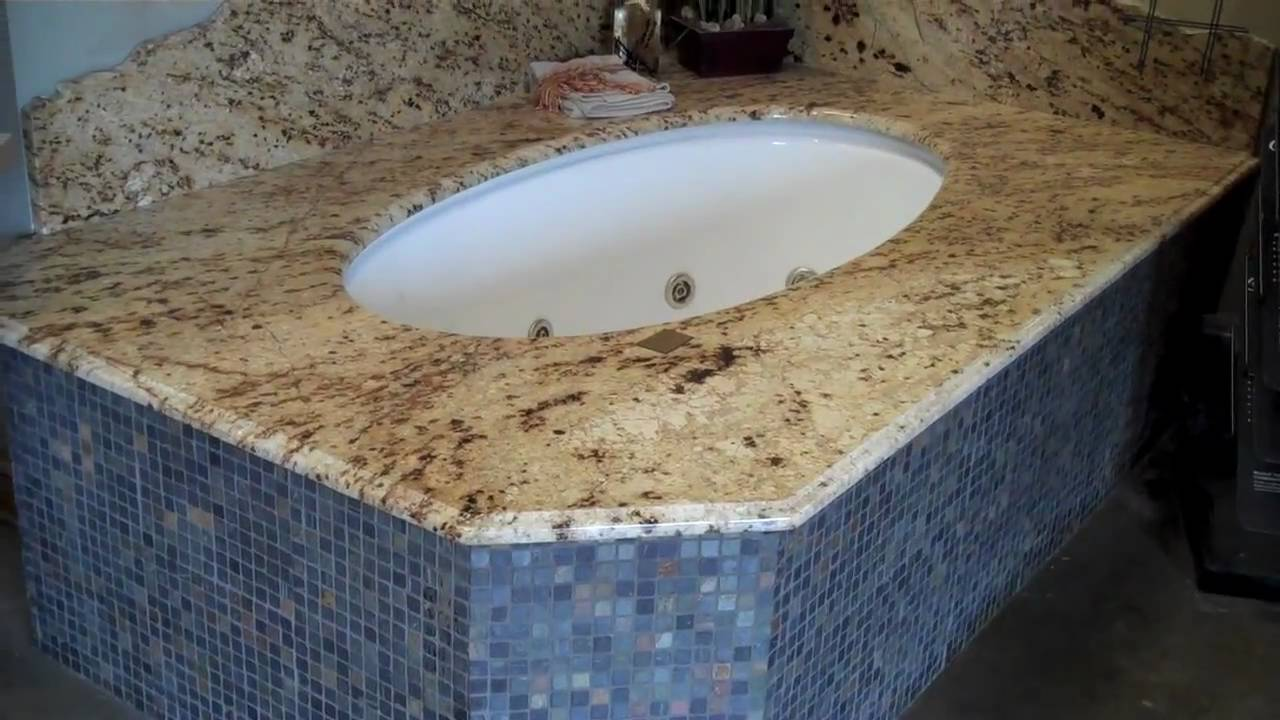 Undermount Bathtub - YouTube
