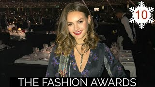 ATTENDING THE FASHION AWARDS | Vlogmas #10