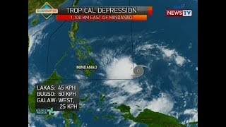 NTVL: Weather update as of 9:45 a.m. (Nov. 18, 2018)
