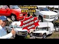 Chevrolet pickup camionetas en venta DONDE ES TIANGUIS DE AUTOS USADOS trucks silverado review car