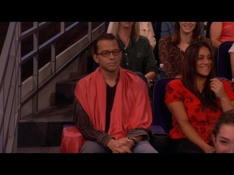 Jon Cryer Fills In for Mama