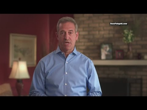 Russ Feingold announces run for U.S. Senate