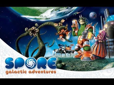 Spore Galactic Adventures (Parte 1) En Español Por Juaktus