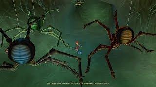 Хоббит: Нежданное путешествие. Глава 6. Пауки и мухи