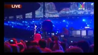 Alexander Rybak & Natalia Chaplyun - MUZ-TV 2010