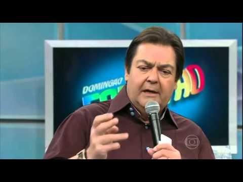 Faustão Entrevista Fernanda Torres - Saraiva