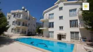 Трёхкомнатные апартаменты 65 м2 в 5 минутах от пляжа.(Комплекс расположен в центре Алсанджака, вся инфраструктура - в пешеходной доступности. Высокое качество..., 2014-02-25T15:42:12.000Z)