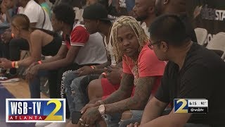 Lil Durk talks exclusively to Channel 2 Action News about his arrest, time behind bars