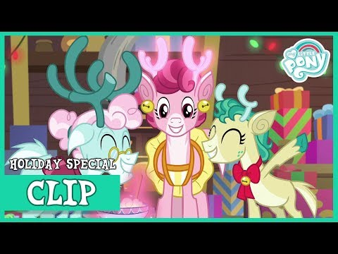 Pinkie Pie and the Gift Givers (Best Gift Ever) | MLP: FiM [HD]