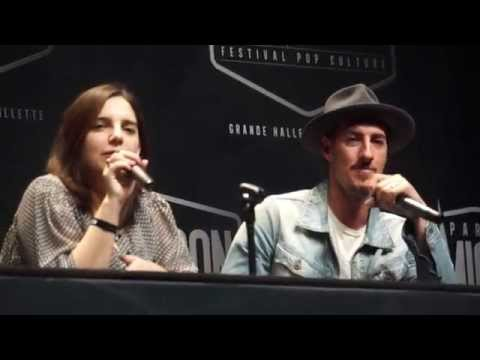 Comic Con Paris 2015 - Eric Balfour