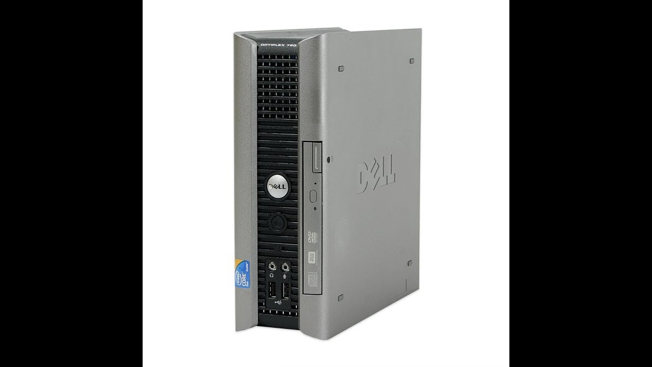 Dell Optiplex 760 USFF Review
