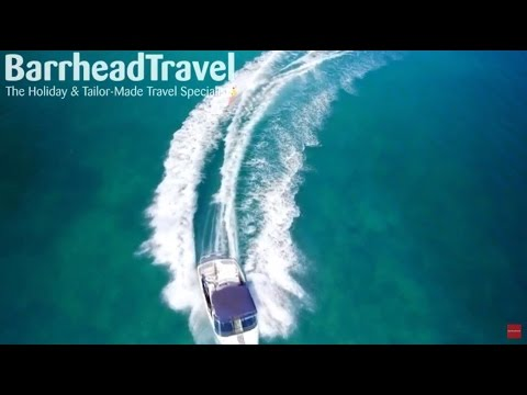 Sandals Jamaica Whitehouse Holidays 2018 / 2019 Drone Tour