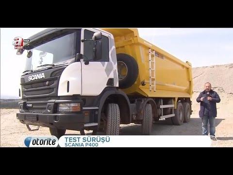 Scania R440 Modifiyeli Kırkayak Modifiyeli Kamyon