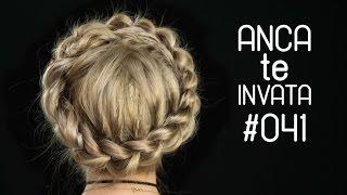 Coafura Coroana 2 The Crown 2 Hairstyle