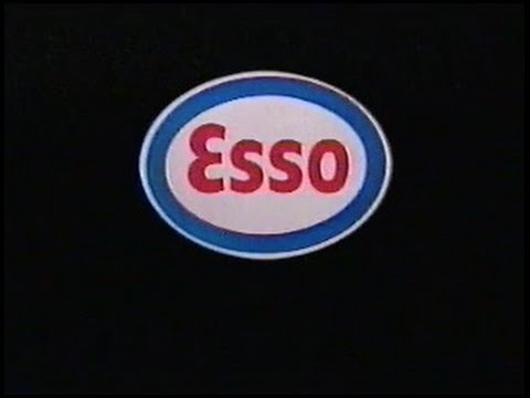 G57GM01 Esso   Oil Refining in the 90s