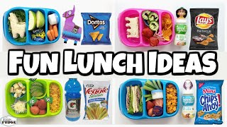 Kids Take OVER! 😱 MYSTERY YOUTUBE FAMILY Chooses Our Lunch! 🍎 Bunches Of Lunches