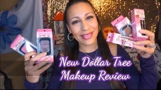New Dollar Tree Makeup Beauty Benefits Review And GRWM