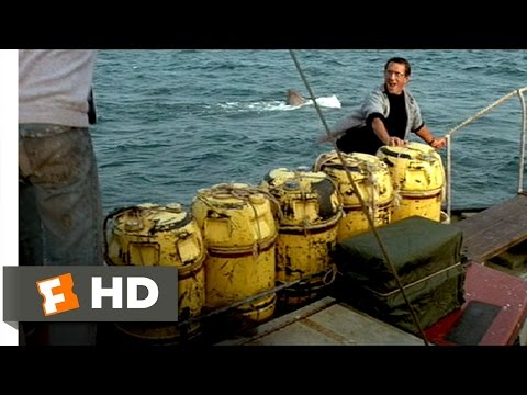 Jaws (5/10) Movie CLIP - Barrels (1975) HD