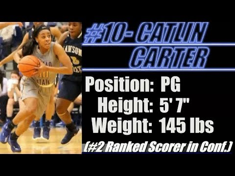 2019-Street Light Recruiting-JUCO BBALL- G- Catlin Carter (Snead State Community College)