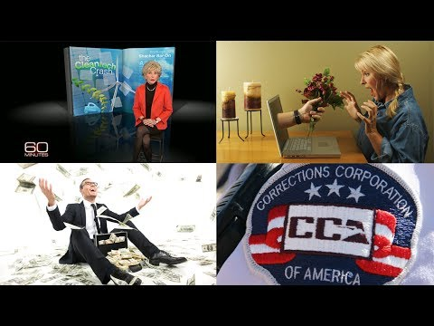 Full Episode: Rich A**holes, Private Prisons, 60 Minutes Fails & Online Dating