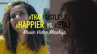 Zedd x Marshmello x Alessia Cara x Bastille - Stay Happier