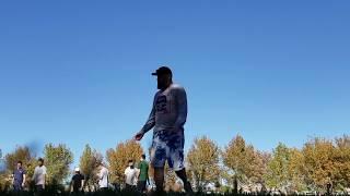 Grass Volleyball Las Vegas 24 November 2018 -- crappy video recording