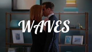 Dean Lewis - Waves (Lyrics | SUITS)