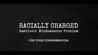 Racially Charged: America's Misdemeanor Problem • Trailer #1 • BRAVE NEW FILMS (BNF)