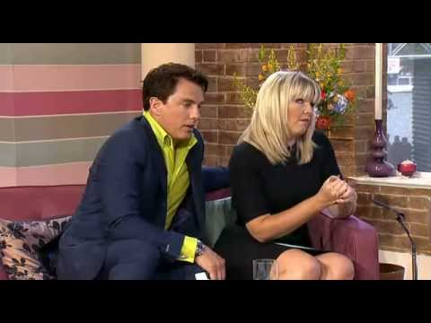This Morning 27 07 2012 John Barrowman and Kate Thornton : Colin Multiple System Atrophy